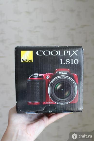 Фотоаппарат цифровой Nikon. Фото 7.