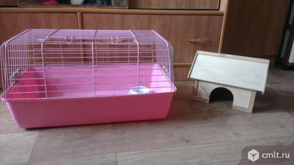 Продам клетку для животного. Фото 3.