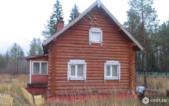 Продается: дом 86.9 м2 на участке 21 сот.. Фото 1.