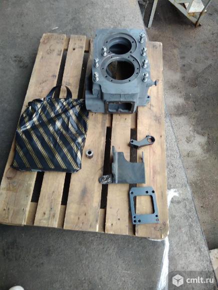 Плита стыковочная ZF-ЯМЗ. Фото 1.