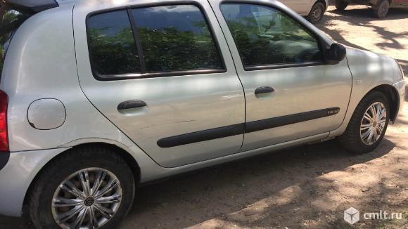 Renault Clio - 2004 г. в.. Фото 11.