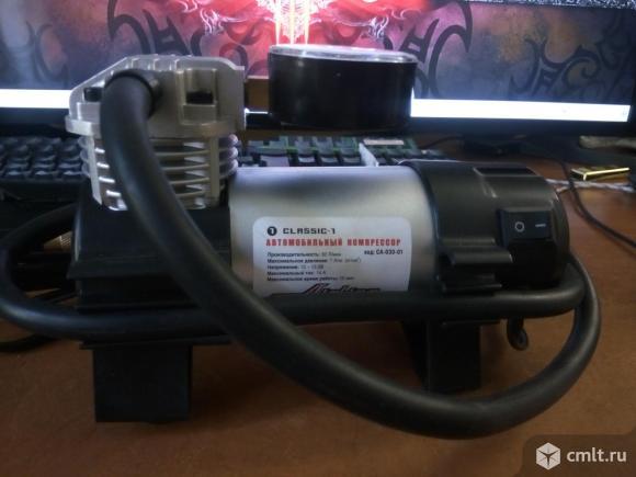 Авто компрессор Сlassic-1. Фото 1.