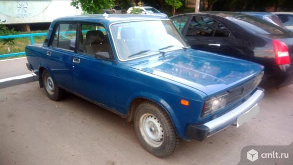 ВАЗ (Lada) 2105 - 2002 г. в.. Фото 3.