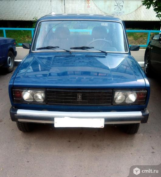 ВАЗ (Lada) 2105 - 2002 г. в.. Фото 1.
