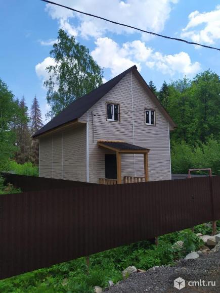 Продается: дом 80 м2 на участке 4 сот.. Фото 1.
