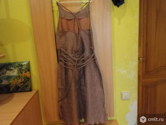 Продаю на выпускной нарядное платье-сарафан. Фото 2.