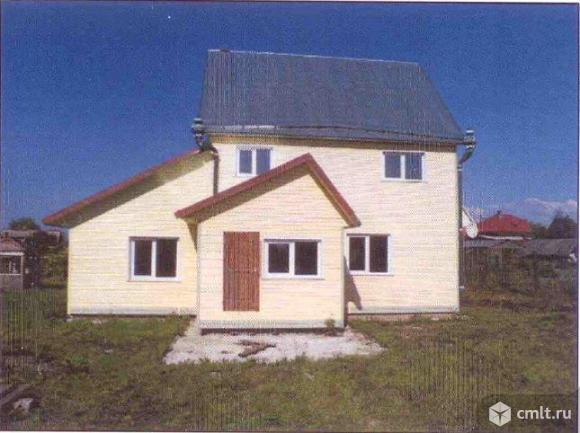 Продается: дом 117.5 м2 на участке 11.66 сот.. Фото 1.