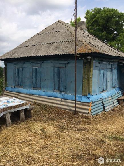 Дом на берегу реки Дон, р-н Верхний Мамон. Фото 1.