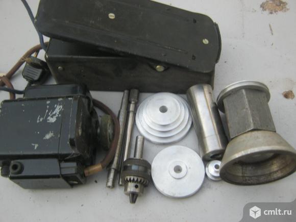 Заготовка для шлифования с регулятором скорости.. Фото 1.