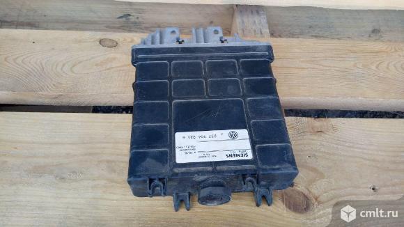 Электронный блок управления двигателя Volkswagen Sharan 037906025B, 037906025S SIEMENS 5WP4 161 5WP4161