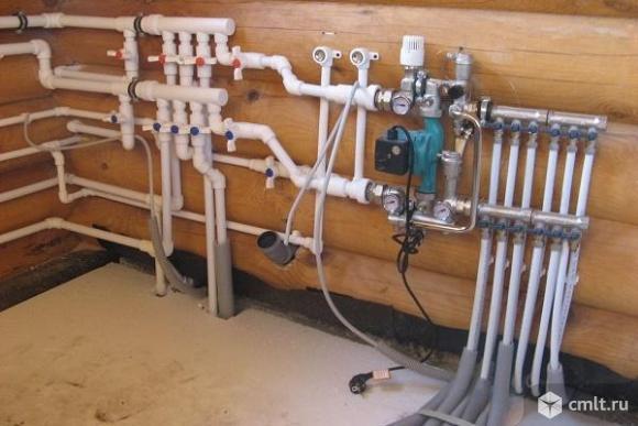 Водопровод, канализация, сантехника. Фото 3.