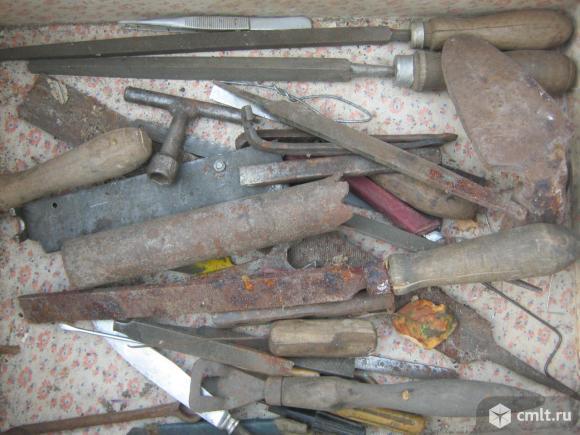 Слесарный инструмент. Фото 3.
