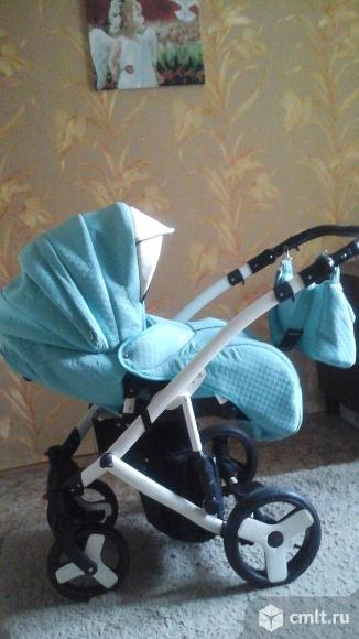 Продаю детскую коляску. Фото 2.