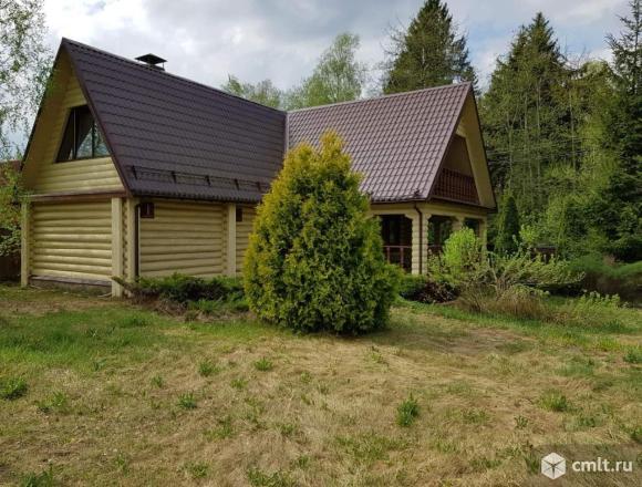 Продается: дом 142 м2 на участке 54 сот.. Фото 1.