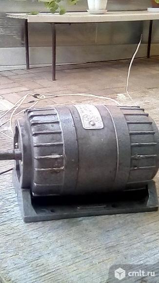 Электродвигатель. Фото 1.