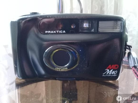 Фотоаппарат пленочный Praktica. Фото 1.