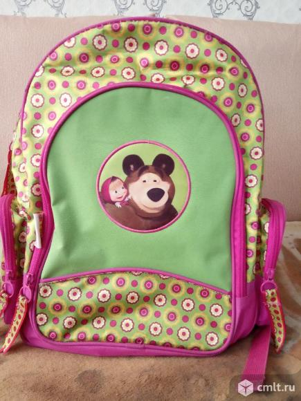 Рюкзак для школы или путешествий. Фото 1.
