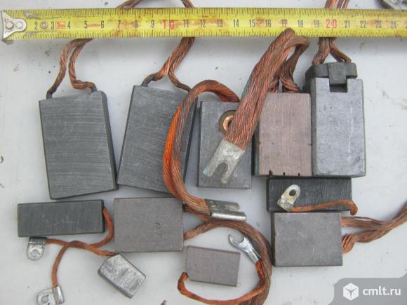Щетки для эл. двигателей разные.. Фото 2.