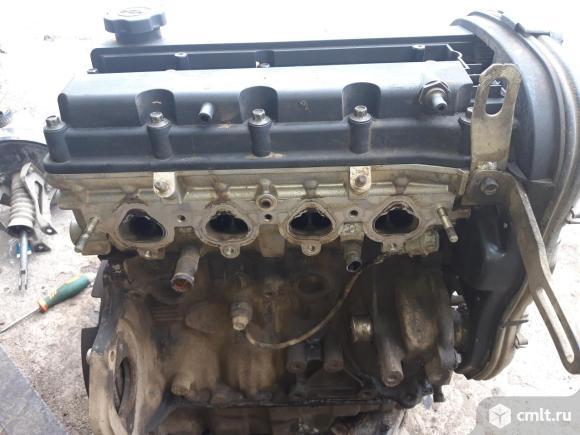 Двигатель Daewoo Nexia 1.6. Фото 3.