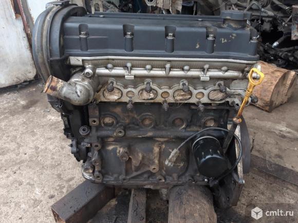 Двигатель Daewoo Nexia 1.6. Фото 1.