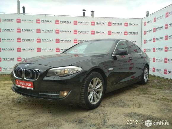 BMW 5 серия - 2011 г. в.. Фото 1.