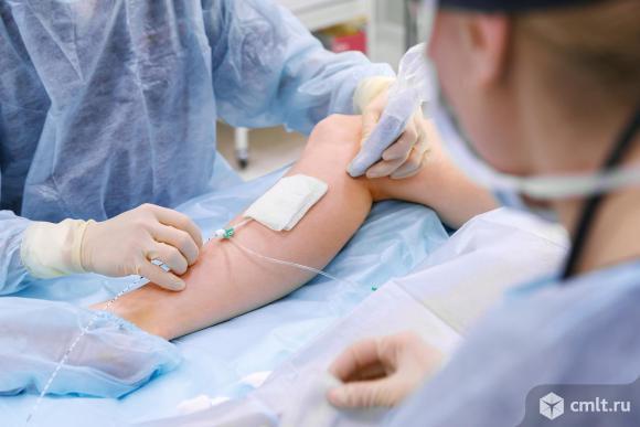 Клиника лазерной хирургии Варикоза нет. Фото 1.