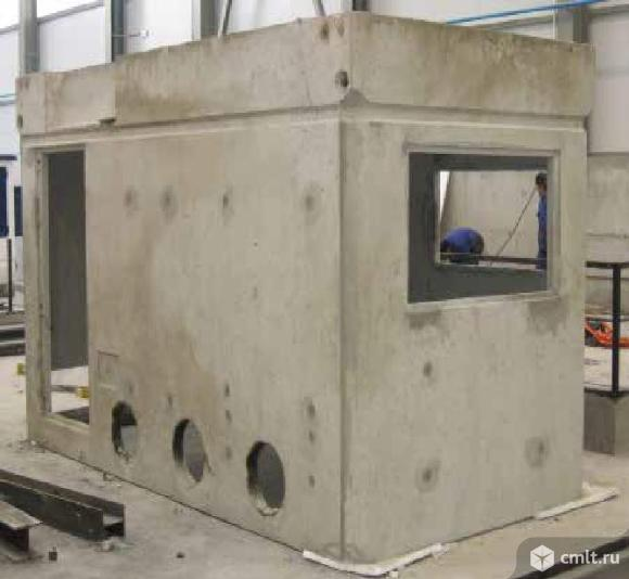 Оборудование для производства железобетонных изделий (ЖБИ). Фото 6.