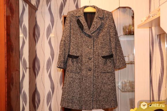 Осеннее пальто. Фото 1.