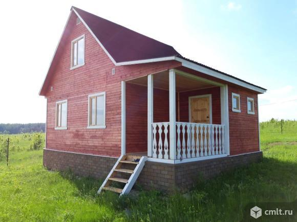 Продается: дом 58.1 м2 на участке 13.9 сот.. Фото 1.