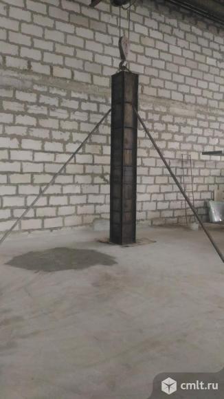 Опалубка для колонн 40х40см длинной 4м. Фото 1.