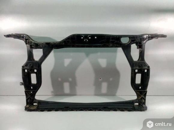 Панель передняя телевизор AUDI Q5 08-15 б/у 8R0805594D 4*. Фото 1.