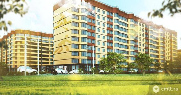 1-комнатная квартира 41,94 кв.м. Фото 8.