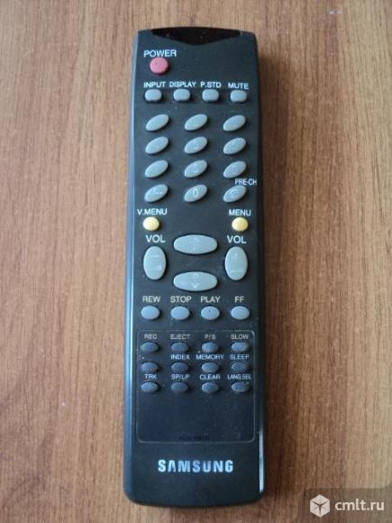 Пульт для телевизора Samsung. Фото 1.