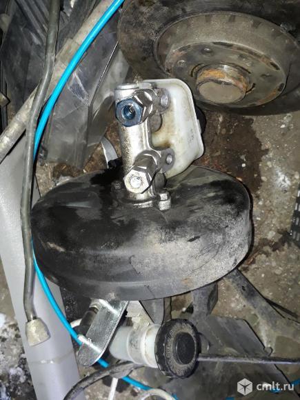 Вакуумный усилитель с ГТЦ в сброе для Daewoo Nexia. Фото 2.