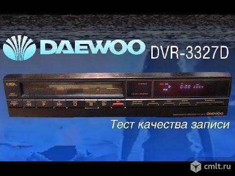 Видеомагнитофон Daewoo. Фото 1.
