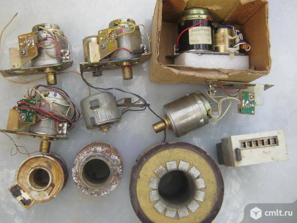 Электродвигатели. Фото 12.