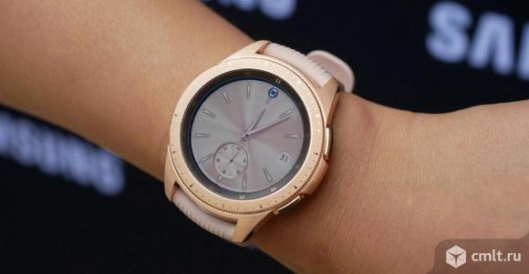 """Продам новые смарт-часы """"Samsung galaxy watch"""". Фото 1."""