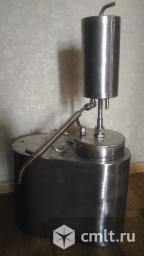 Дистиллятор с баком. Фото 2.