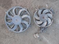 Для SsangYong Musso вентилятор охлаждения двигателя вентилятор охлаждения кондиционера б/у номер 6842006351, 6842005080, 6842005030