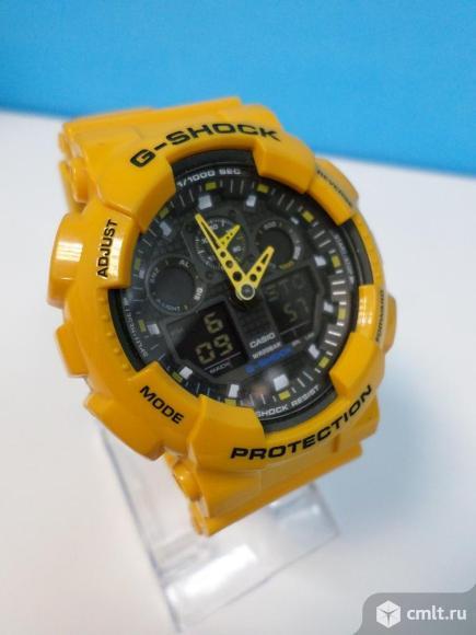 Наручные часы CASIO GA-100A. Фото 1.