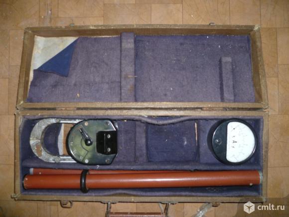 Клещи для измерения силы тока. Фото 1.