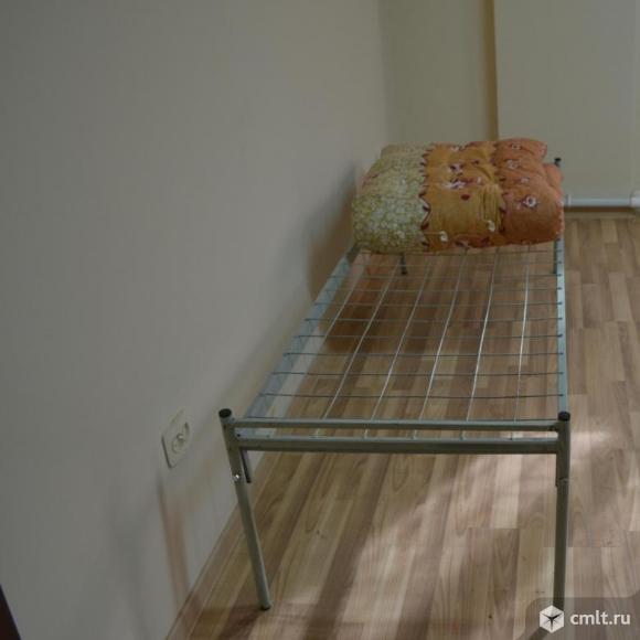 Металлические армейские кровати. Фото 4.