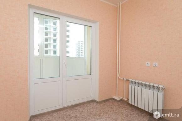 1-комнатная квартира 38,83 кв.м. Фото 8.