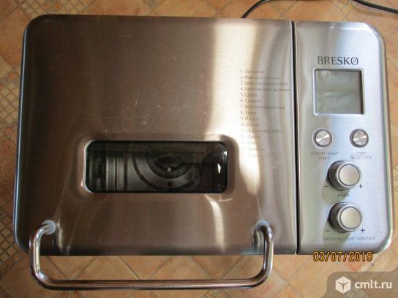 Хлебопечь Bresko Home Bread 1000. Фото 1.