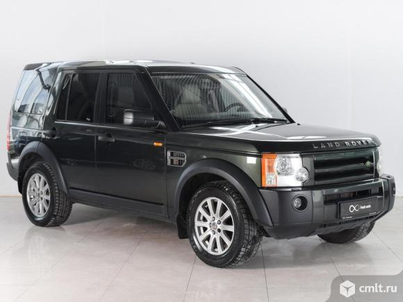 Land Rover Discovery - 2005 г. в.. Фото 1.