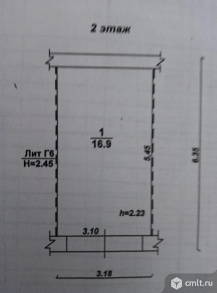 Капитальный гараж 17 кв. м Орбита. Фото 3.