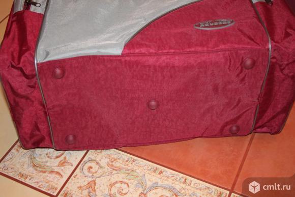 Новая дорожная сумка. Фото 2.
