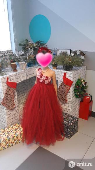 Платье праздничное. Фото 2.