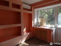 малярно-обойные работы, покраска, выравнивание стен, потолков, шпаклевка