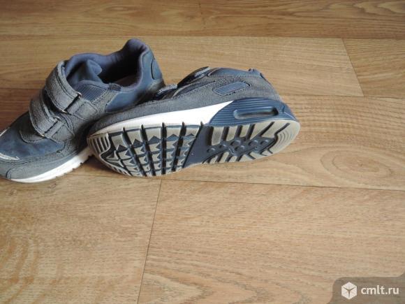 Замшевые кроссовки Kotofey. Фото 4.